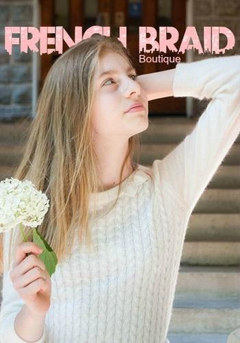 digital magazine French Braid publishing software