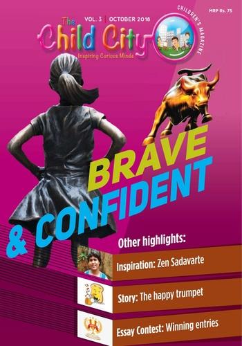 digital magazine The Child City Children's Magazine publishing software