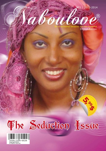 digital magazine Naboulove Magazine publishing software