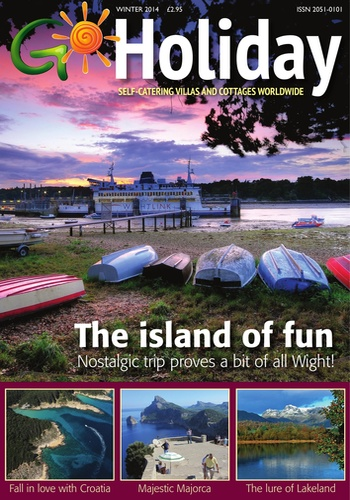 digital magazine Go Holiday Worldwide publishing software