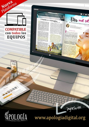 digital magazine Apología Digital publishing software