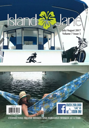 digital magazine Island Jane Magazine publishing software