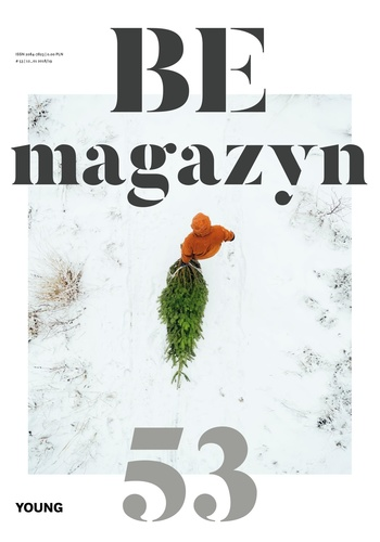 digital magazine Magazyn BE publishing software