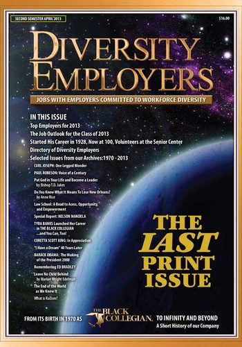 digital magazine Diversity Employers publishing software