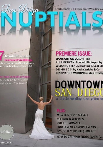 digital magazine NUPTIALS publishing software