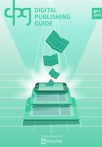 digital magazine Digital Publishing Guide (DPG) by PressPad publishing software