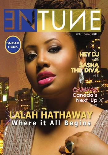 digital magazine Entune Magazine publishing software