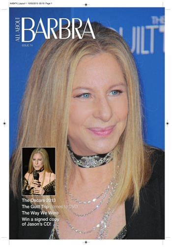 digital magazine All About Barbra Streisand publishing software