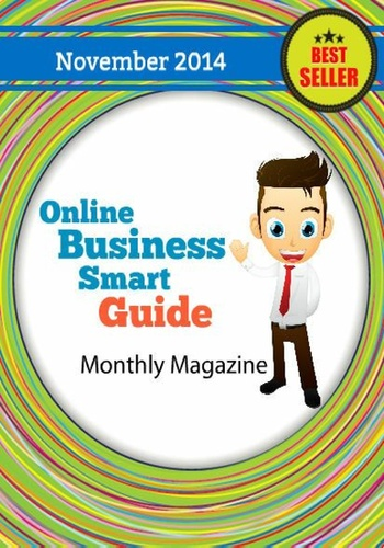 digital magazine Online Business Smart Guide publishing software