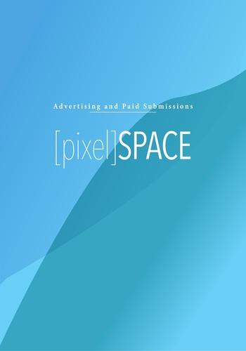 digital magazine [pixel]SPACE publishing software