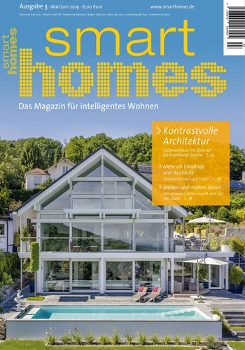 digital magazine Smart Homes publishing software