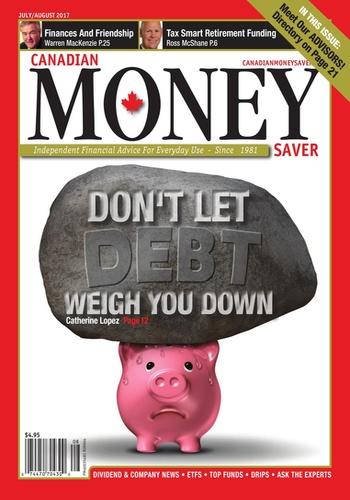 digital magazine Canadian MoneySaver publishing software