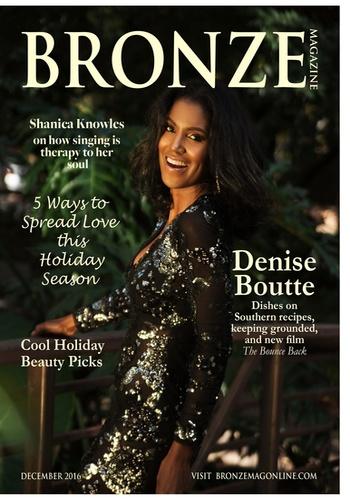 digital magazine Bronze Magazine publishing software