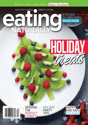 digital magazine Eating Naturally Magazine publishing software