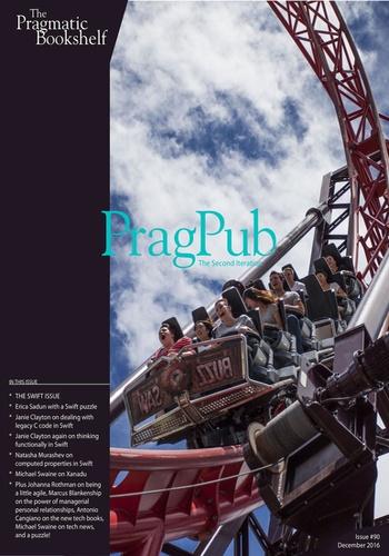 digital magazine PragPub publishing software