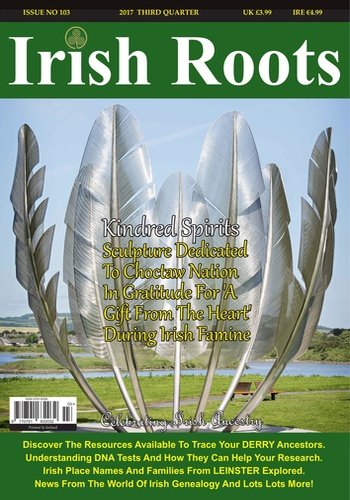 digital magazine Irish Roots Magazine publishing software