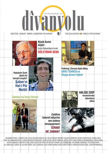 digital magazine Divanyolu Dergisi publishing software