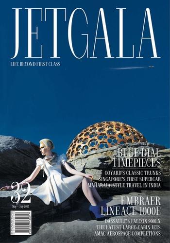 digital magazine JETGALA publishing software