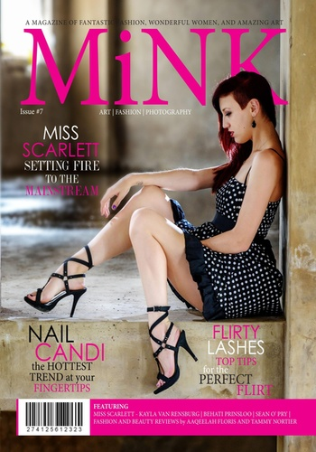 digital magazine MiNK Magazine publishing software