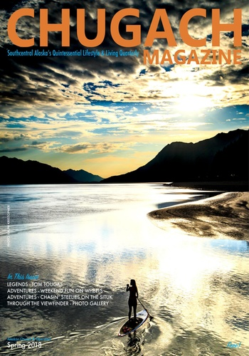 digital magazine Chugach Magazine publishing software