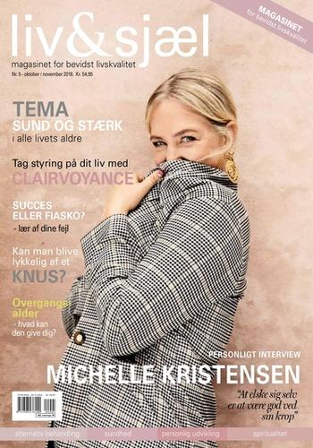 digital magazine Magasinet Liv & Sjæl publishing software