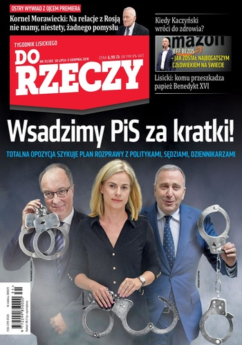 digital magazine Tygodnik Do Rzeczy publishing software