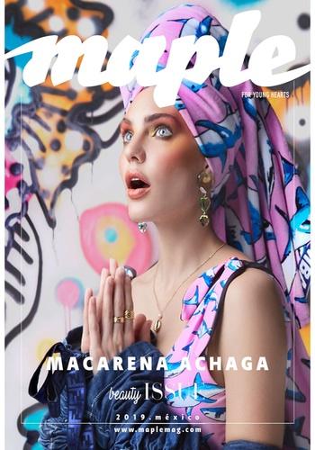 digital magazine Maple Magazine publishing software