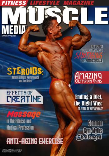 digital magazine Muscle Media publishing software