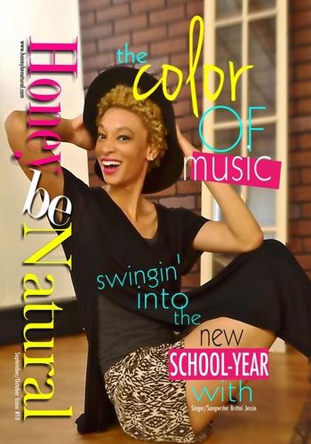 digital magazine HoneyBeNatural Magazine publishing software