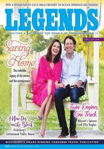 digital magazine Legends publishing software