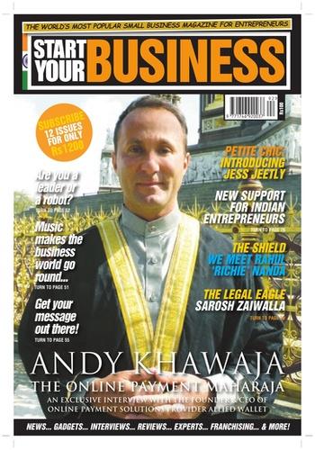 digital magazine Start Your Business India publishing software