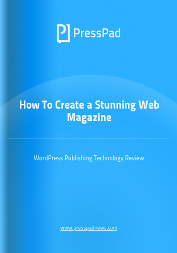 digital magazine Digital Publishing Guide publishing software