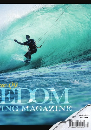 digital magazine Freedom Kitesurfing Magazine publishing software