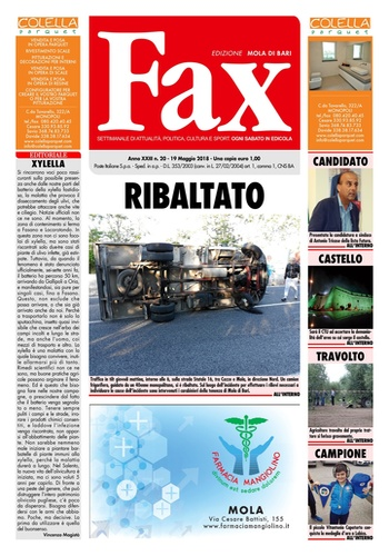 digital magazine Fax Settimanale publishing software
