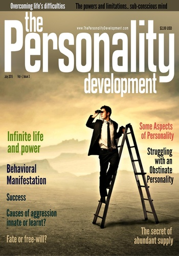 digital magazine The Personality Development publishing software