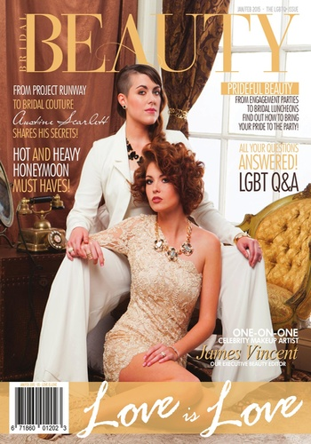 digital magazine Bridal Beauty Magazine publishing software